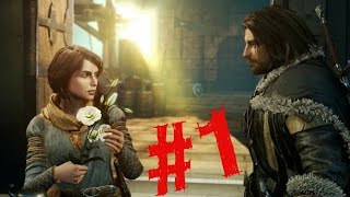 Middle-earth: Shadow of Mordor Walkthrough Gameplay Part 1 - Prologue (PS4) HD