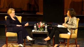 Madeleine albright: the importance of ...
