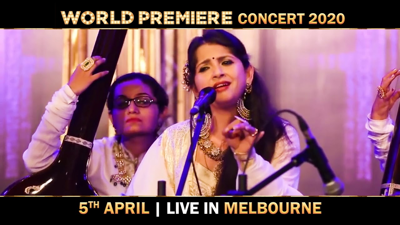 Confluence with Kaushiki Live in Australia