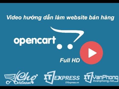 Hướng dẫn làm website bán hàng Opencart. Bài 1: Cài Xampp 7.0.1