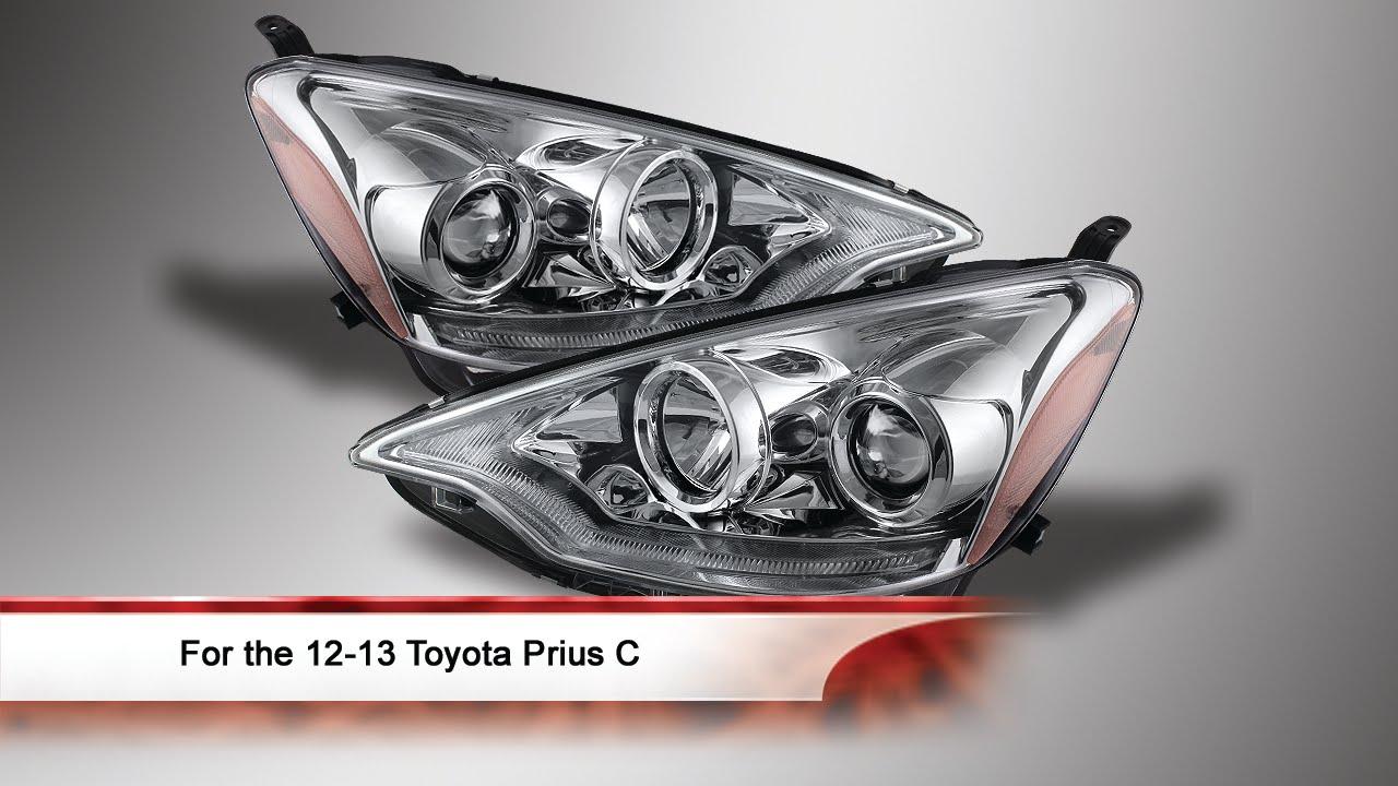 2012 prius headlight bulb dwk098e51b