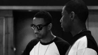 "Ryan Leslie x Fabolous ""You Be Killin Em"" In-Studio"