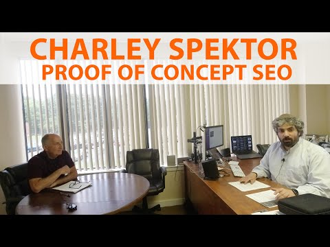Charley Spektor On Opportunities In Google Search Console vs Other Tools & Proof Of Concept SEO - YouTube