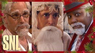 SNL Meets Santa Claus