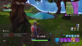 Fortnite| SagZiro176 Live with DieKante91 His Account| Nightmares Glider!| German