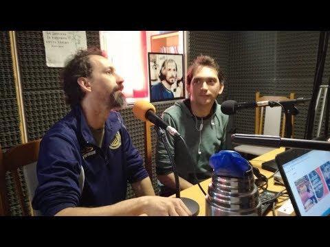 Entrevista Radial - Nicolás Jaworski Y Mumo Oviedo En Radioteca.