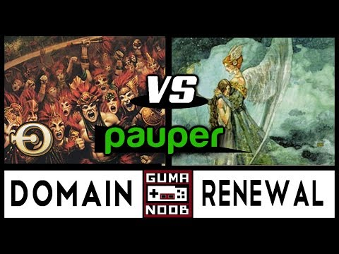 Pauper - NYLEA DOMAIN vs UW ANGELIC RENEWAL