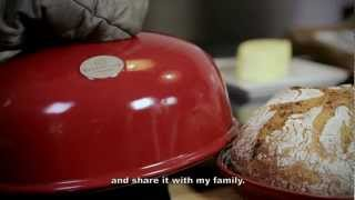 Bread Cloche Emile Henry - Bake your bread at home !
