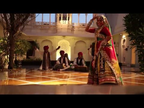 Rajasthani Folk Music | Taj Lake Palace, Udaipur