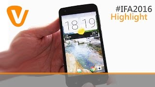 IFA 2016: HTC One A9S im Hands-on-Test –