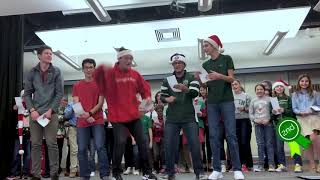2018 Covington Latin House Christmas Caroling Contest