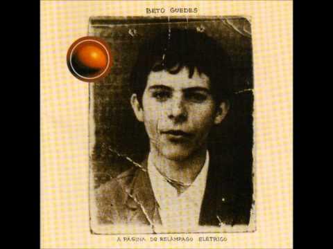 Beto Guedes - A Pagina do Relâmpago Elétrico
