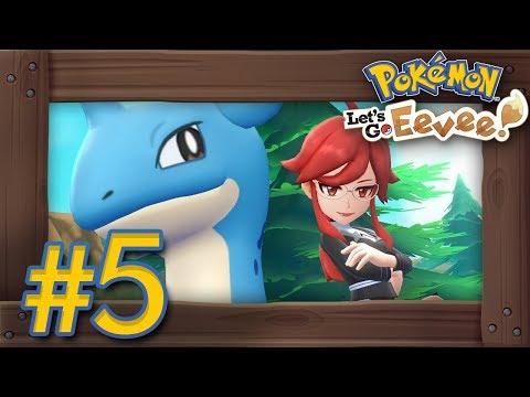 Pokémon Let's Go Pikachu & Eevee: Walkthrough Part 5 - Diglett's Cave & Rock Tunnel