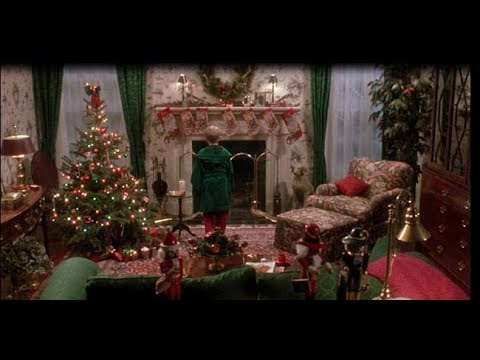 Home Alone Christmas song (1990) / Reszkessetek betörők Karácsonyi dal (1990) - YouTube