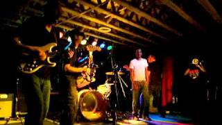Egypt Reunion 2010 show at The Southern in Charlottesville, VA on N...
