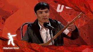 Mohamad Husain Ahmadi sings Hazaragi