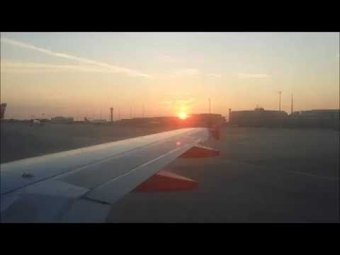 Easyjet Full Flight - Paris Charles De Gaulle to London Gatwick (A319)