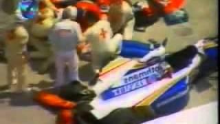 Acidente Ayrton Senna Exibido pela Tv Globo 1994 em Imola