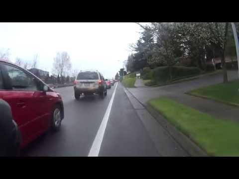 Bike commute from Seattle to Bellevue