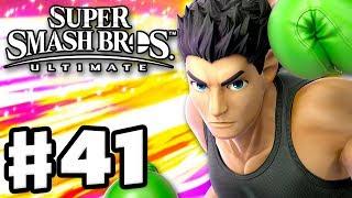 Little Mac! - Super Smash Bros Ultimate - Gameplay Walkthrough Part 41 (Nintendo Switch)