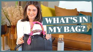 WHAT'S IN MY BAG | Bea Alonzo