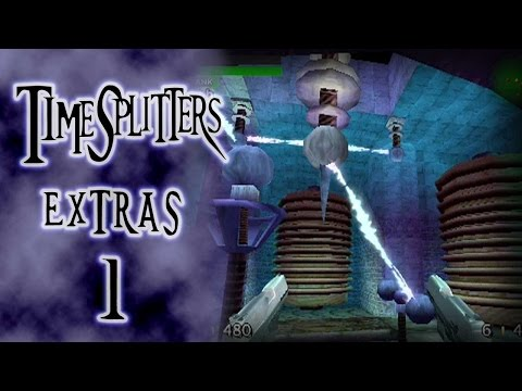 Let's Play TimeSplitters - Extras - Part 1
