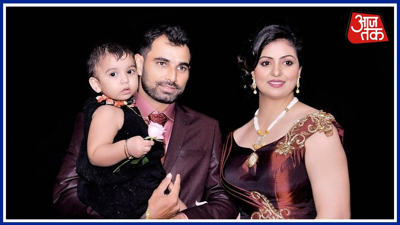 Mohammed shami faces fire over wife s dress in couple s for Nisha bano husband name