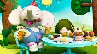 Тима и Тома День рождения Мультфильм HD Приключенческий мультик
