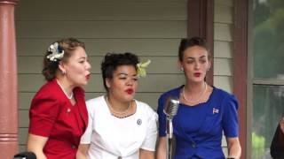 Everley Sisters - I've Got a Gal in Kalamazoo with Ryan Knapp