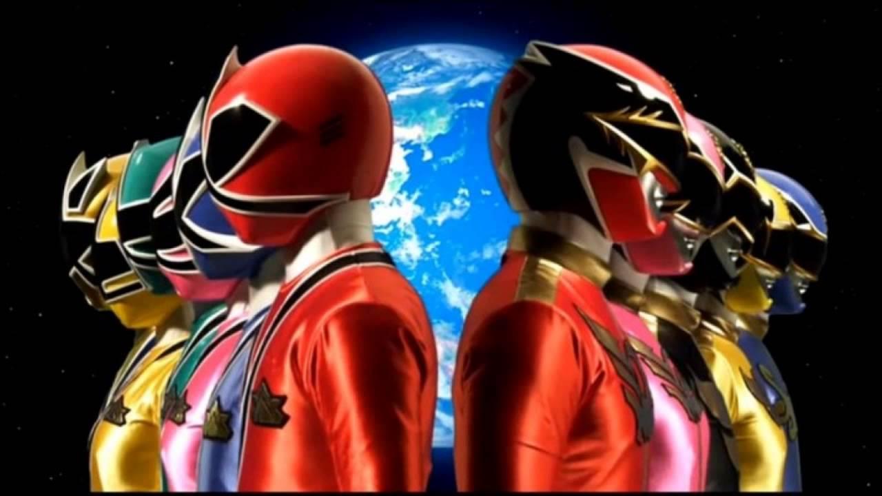 Power rangers samurai megaforce theme mashup youtube - Power ranger samurai rose ...