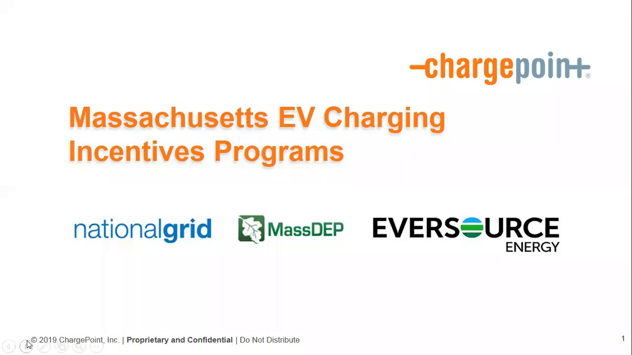 Learn More About Machusetts Ev Charging Incentive Programs