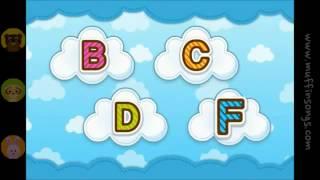 ABC Phonics Chant Song 4   B C D F G H J K Level II Consonant)   muffin songs