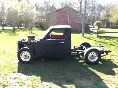 Chevy Luv Truck 60l Lq4 Custom Headers Walk Around Idlerev Youtube