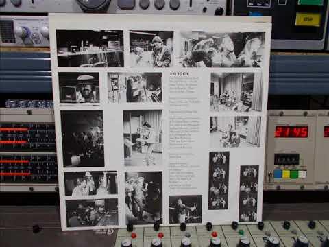 Margriet Eshuijs Band FULL VINYL Eye To Eye Remasterd By B v d M  2017
