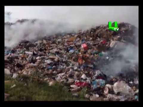 Poor Sanitation At Acherensua In Brong Ahafo Region
