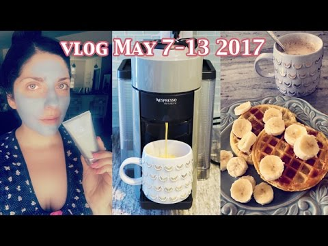 VLOG | Nespresso, Summer Movies, Target Haul