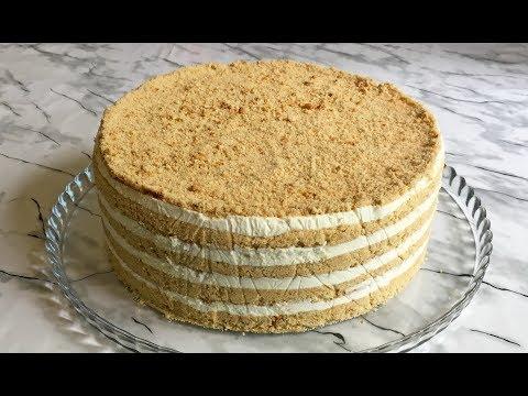 Торт из 4-х
