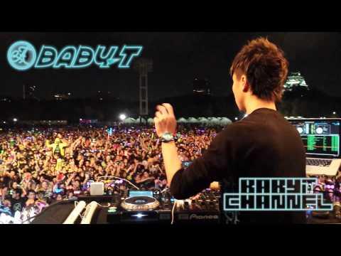 OSAKA JUMP!!!!!!!! ELECTRIC RUN feat.DJ BABY-T