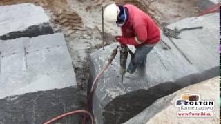 Kamieniołom Afryka - Szołtun Kamieniarstwo