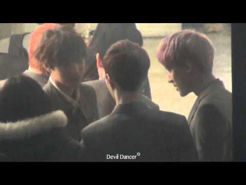 [VIDEO] 130308 EXO Wolf MV shooting 2