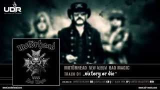 Motörhead - Victory Or Die (Bad Magic 2015)