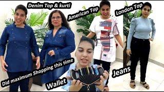 Amazon Unique Dresses Discount   Tops, Kurties, Denim stylish top, Wallet, Jeans   My HoulStore