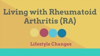 This video discusses life style changes such as diet that would help patients living with rheumatoid arthritis. was created by mcmaster demystifyi...