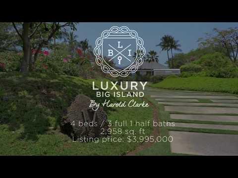 Luxury Big Island by Harold Clarke | Rockefeller's Mauna Kea Resort: Remodeled Fairways South 17