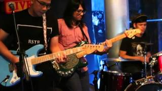Fell In Love With a Girl(White Stripes cover)-Tokyolite @ Rolling Stone Cafe