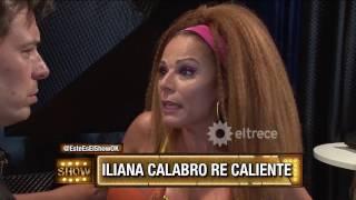 La furia de Iliana Calabró