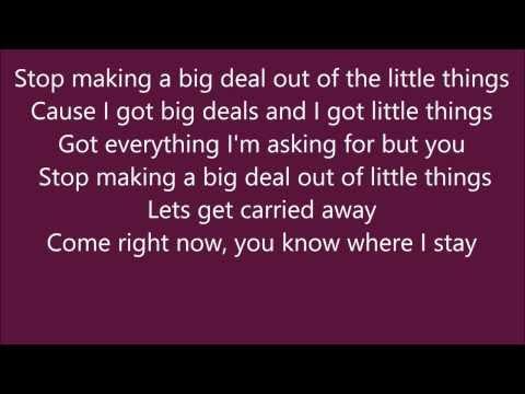 Mine lyrics - By Drake and Beyonce