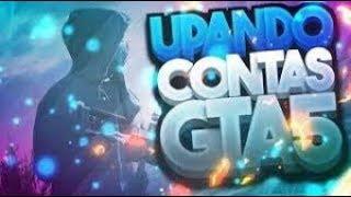 GTA V PC UPANDO CONTA - MOD MENU PC - CONTA DE CLIENT- PLANO MAGNATA- 45bilhões de money