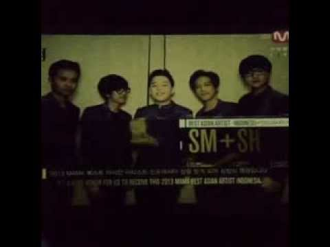 #InstaVideo SMASH VT At 2013 MAMA AWARDS Live From Hongkong