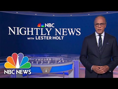 Download Nightly News Full Broadcast - October 15th